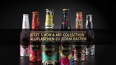 I am just too proud beeing again part of the Warsteiner Artcollection. The second edition features: Fafi, Ron English, D*Face, Kevin Lyons, James Jean and Roids. Kevin Lyons, Motion Design, Red Bull, Teaser, Videos, Two By Two, Motion Graphics, 3d Animation, Bottles