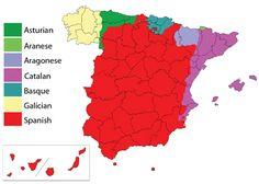 Hay idiomas en Espana además espanol. Espana tiene una cultura diversa.