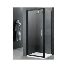 Novellini Zephyros G Hinged Shower Door 660-720mm