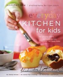 The Paperback of the Everyday Kitchen for Kids: 100 Amazing Savory and Sweet Recipes Your Children Can Really Make by Jennifer Low at Barnes & Noble. Recipe For 4, Recipe Using, Learn To Cook, Food To Make, Sweet Recipes, New Recipes, Easy Recipes, Tapas, Kids Cookbook