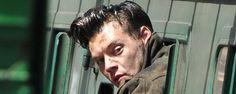 Noticias de cine y series: Dunkirk: Nuevas imágenes del cantante Harry Styles en el rodaje
