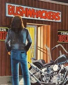 David Mann - Bushwhackers