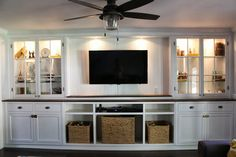 DIY Built-Ins by Dream Book Design