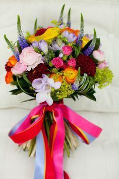 Rainbow Wedding Inspiration From Facebook  Keywords: #rainbowweddings #jevelweddingplanning Follow Us: www.jevelweddingplanning.com  www.facebook.com/jevelweddingplanning/
