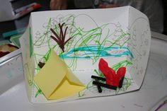 camping theme craft