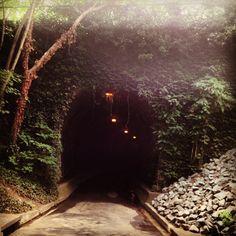 Wilkes Street Tunnel, Old Town Alexandria, VA