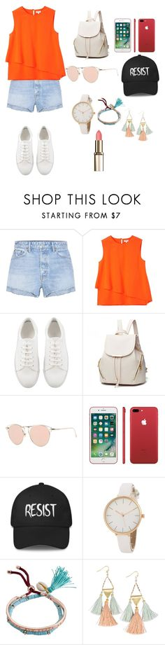 """""""Untitled #50"""" by heidi-fung ❤ liked on Polyvore featuring GRLFRND, Kenzo, Billabong and NAKAMOL"""