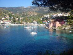 Assos, Kefalonia, Greece