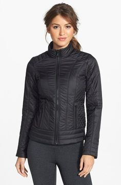 The North Face 'Ruka' Quilted Jacket available at #Nordstrom