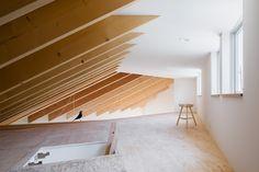 House in Shintou,© Ippei Shinzawa