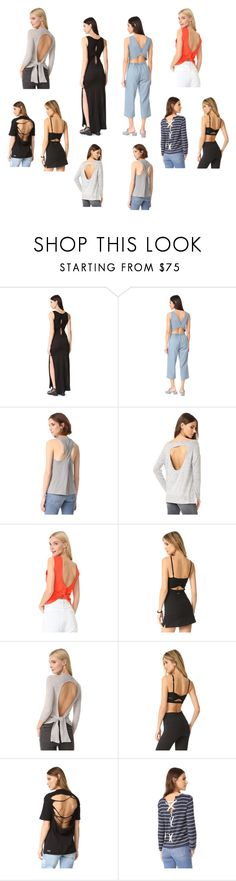 """Look At Me..**"" by yagna ❤ liked on Polyvore featuring Monrow, cupcakes and cashmere, Vince, BB Dakota, T By Alexander Wang, Beyond Yoga, Autumn Cashmere, Ksubi, Splendid and vintage"