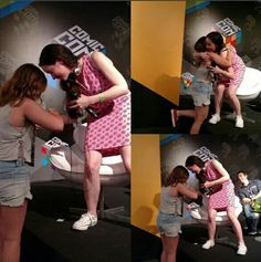 Anna Popplewell Comic Con Experience 2015 in Brazil (December 5, 2015) #DaydreamNaCCXP #ccxp2015