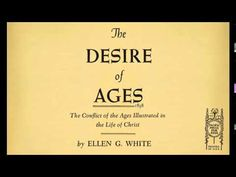 Desire of Ages (1898) Conflict of the Ages (vol.3) Ellen G.  White - by BeYeSeparate (2 Cor.6:14-18) 88 videos