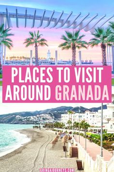 Uncover the best options for places to visit around Granada, Spain, including Nerja, Málaga, and Las Alpujarras | Day trips from Granada | Day trips from Granada to Cordoba | Day trip to Ronda from Granada | Granada Sierra Nevada day trip | Caminito del Rey from Granada | malaga to granada day trip | best day trips from granada | granada spain day trips
