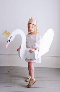 DIY Swan Princess