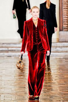 Ralph Lauren at New York Fashion Week Fall 2012 - StyleBistro
