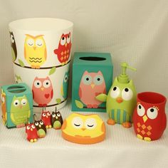 Owls, Owls and More Owls!