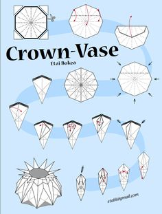 Crown Vase Diagram By Etai Bokea