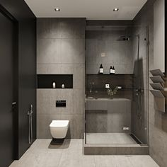 Project of small appartments in Moscow. Design and visualization is mine.