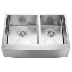 Double Sink rona.ca $299   Sinks   Pinterest   Sinks