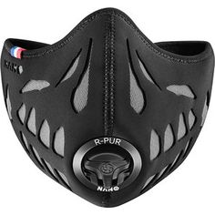 Buy R-PUR Ghost anti-fine dust mask Cyberpunk Clothes, Safety Mask, Respirator Mask, Armor Concept, Cool Gear, Fashion Mask, Mouth Mask, Mask Design, Inventions