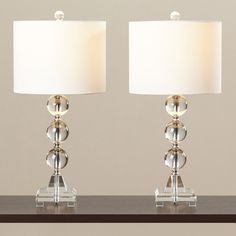 Found it at Joss & Main - Chelsea Crystal Table Lamp