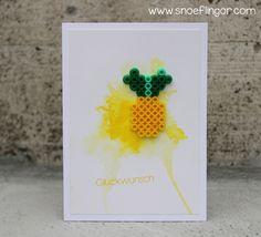 #happybirthday #glückwunsch #ananas #geburtstagskarte #kindergeburtstag #sommer #biancamoschner #snoeflingor Happy Birthday, Pineapple, Paper Mill, Invitation Cards, Invitations, Summer, Handarbeit, Gifts, Basteln