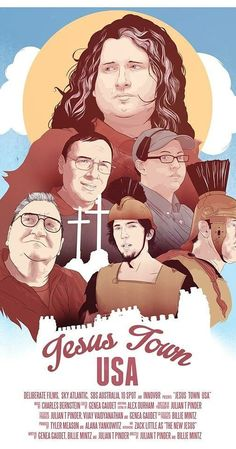 Directed by Billie Mintz, Julian T. Pinder. A small town re-enacts the life of Jesus every year.