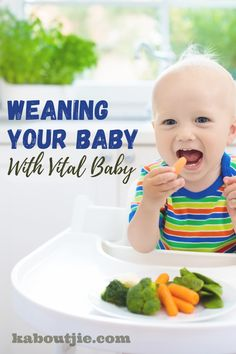 Many parents dread weaning their baby and starting with solids, here's how to go about it in a safe and fun way that you will all enjoy. #Weaning #Baby #VitalBabySouthAfrica #VitalBaby #WeaningBaby #StartingSolids Good Parenting, Parenting Hacks, Newborn Schedule, Baby Weaning, Baby Care Tips, Babies First Year, Parent Resources, Baby Development, Mom Hacks