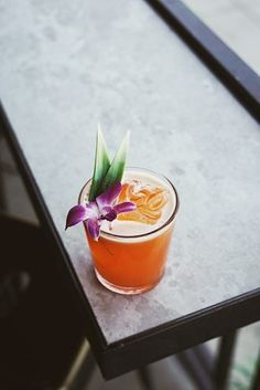 Jan 2020 - The Kentucky Bird cocktail from San Diego barman Stephen Kurpinsky is a Jungle Bird riff fit for whiskey drinkers. Whiskey Cocktails, Classic Cocktails, Pink Champagne Cupcakes, Wheated Bourbon, Passion Fruit Syrup, Whiskey And You, Purple Cocktails, Vodka Recipes, Fruit Puree