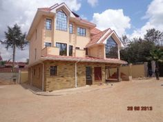 5 bedroom Townhouse to rent in Lavington for Ksh 270000 with web reference 101593404 - Property 24 Kenya
