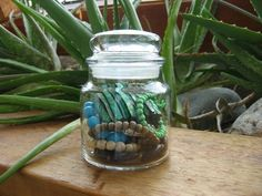 Reuse Yankee Candle Jars. Great idea so you don't waste those beautiful jar! I will be doing this once I finish my candles