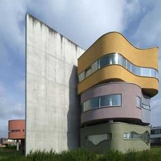 John Hejduk: the Wall House
