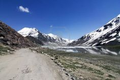 Considered as one of the highest roads in the world, Manali-Leh highway is the most popular and spectacular approach to Ladakh .