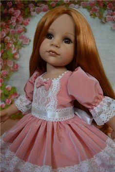 Добрый день или вечер всем! Хотим показать вам еще несколько новых нарядных платьиц для наших любимых красавиц Готц. В прошлом