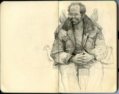 Wesley Burt / Sketches