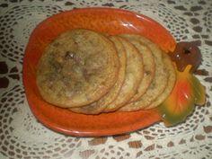 Chocolate Chip Heath Bar Crunch Cookies