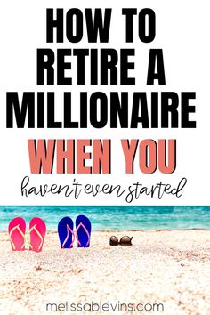 Retire a Millionaire (Even if You Haven't Started Yet) » Perfection Hangover - How Dave Ramsey's Advice cost me $200k and how to start saving for retirement now! #retirementplanning #savingforretirement #retirementgoals #retireearly #earlyretirement #FIRE
