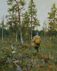 Живопись Юрия Дмитриевича Васендина