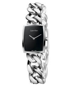 """Calvin Klein apresenta o elegante relógio """"amaze"""""""