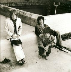 Mick + Brian + Keith (The Rolling Stones)
