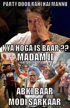 Sonia Gandhi & Manmohan Singh Funny Photos