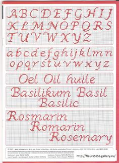 This Pin was discovered by özl Tiny Cross Stitch, Cross Stitch Borders, Cross Stitch Samplers, Cross Stitch Charts, Cross Stitch Designs, Cross Stitching, Cross Stitch Embroidery, Crochet Alphabet, Cross Stitch Alphabet Patterns