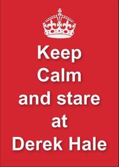 The Derek Hale Cult