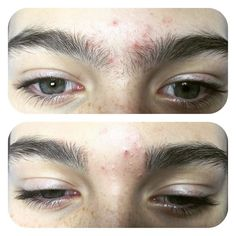Teenage Male Brow Cleanup #brows #browbar #browmakeover #uncwilmington #uncw #wilmingtonesthetician #wilmingtonsalon #wilmingtonnc #spa #salon #spreadthewilm #allaboutwilmington #whatsupwilmington #esthetician #eyebrows #encorebestof2016