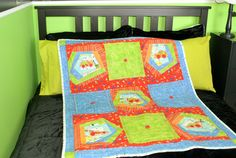 Baby Carter's Quilt Quilts, Blanket, Writing, Bed, Home, Blankets, Stream Bed, Patch Quilt, Ad Home