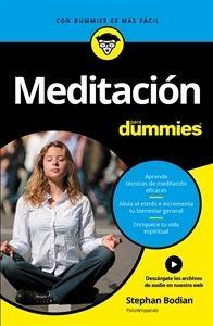 Imagen de Meditación para Dummies