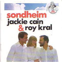 Sondheim - an album by Jackie Cain and Roy Kral