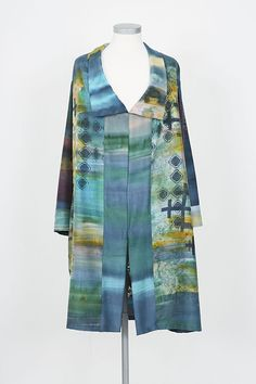 Carole Waller designed coats, jackets & scarves – Products