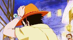 one piece gif | One Piece (Gif 4) - Konnichi wa ^_^